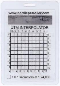UTM Interpolator