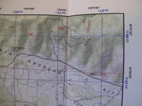 UTM Map 1